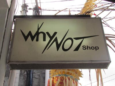 WhyNot Shop