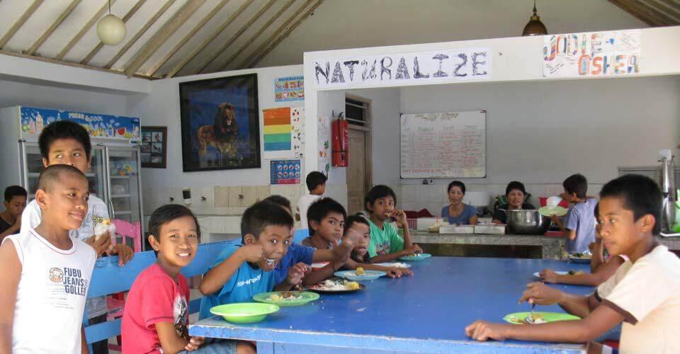 Jodie O'Shea Orphanage