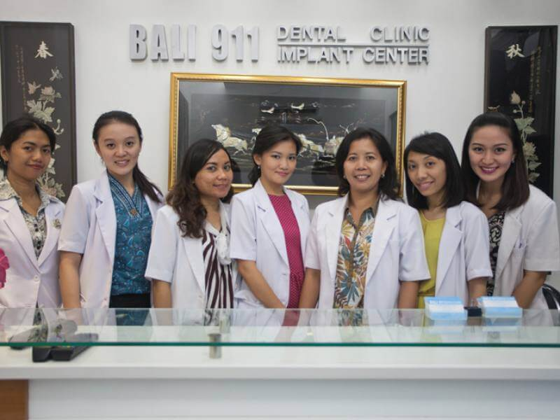 Dental Clinic Bali 911