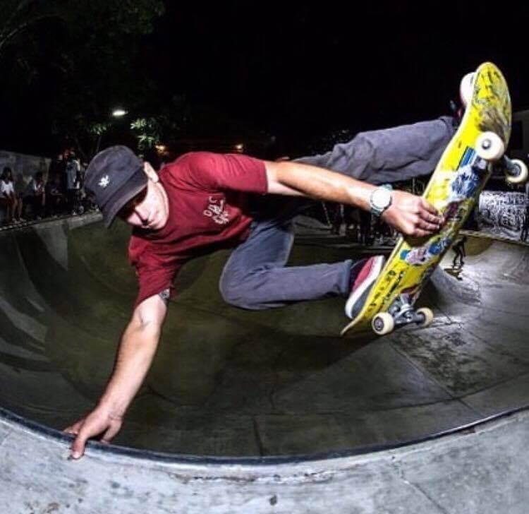 Ess Bali | Eat, Sleep and Skate