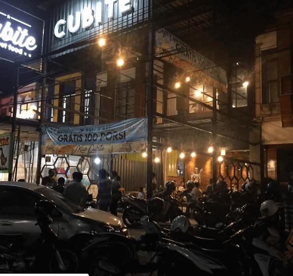 Cubite Street Food
