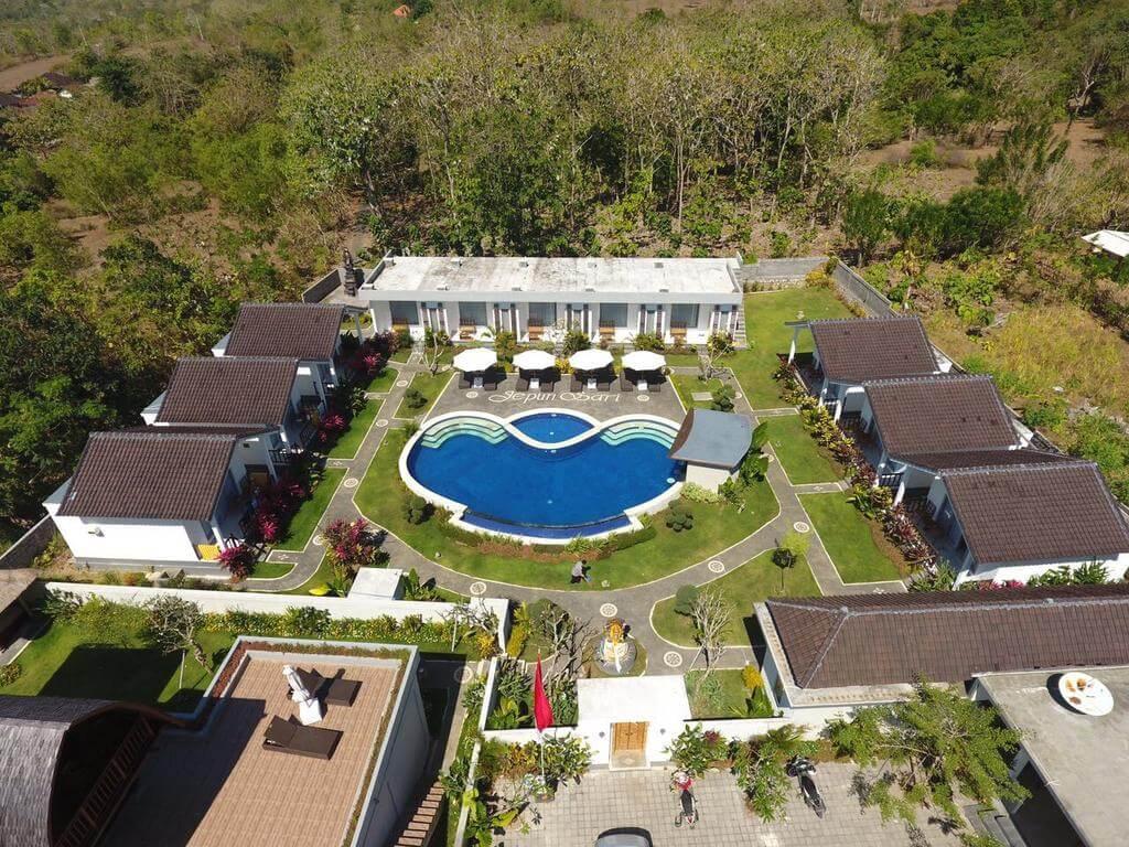 Jepun Sari Uluwatu Bali