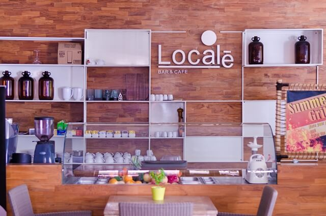 Locale Bar & Cafe at The Dipan Resort
