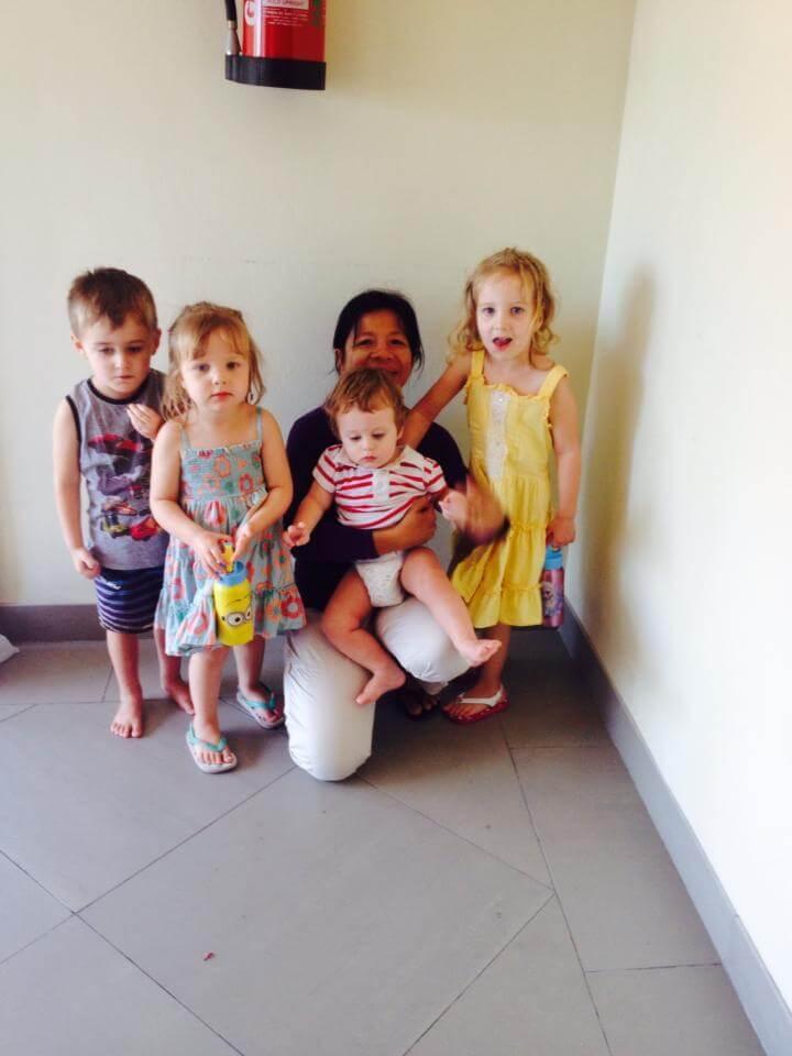 Bali Nanny & Baby Hire