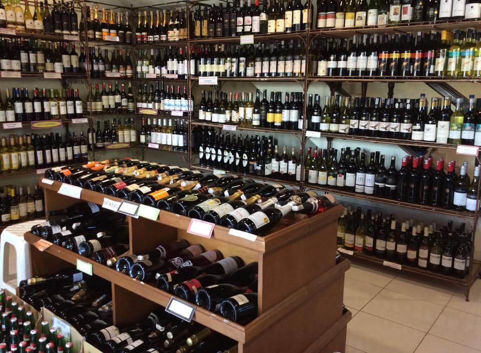 Wine Shop Bali