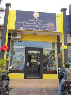 Smile Balloon & Party Shop