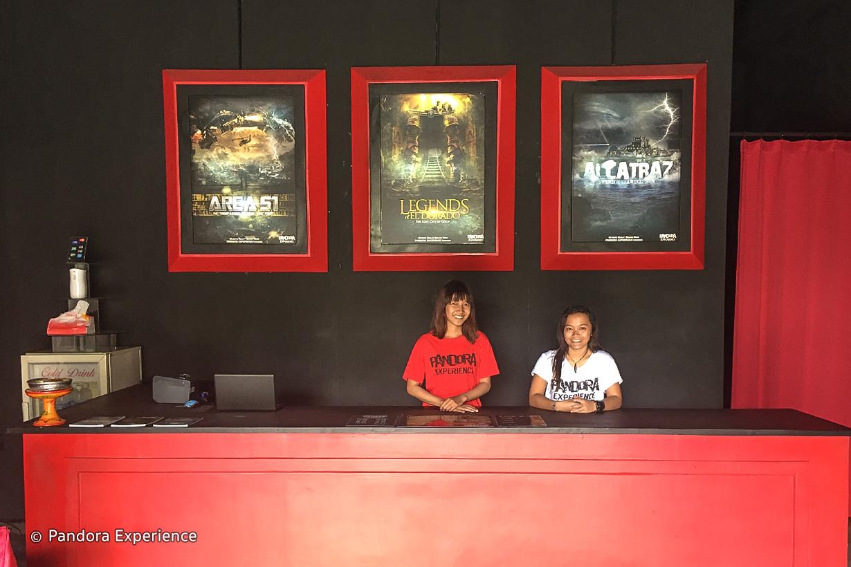 Pandora Experience Bali