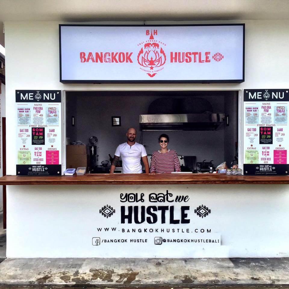 Bangkok Hustle Bali