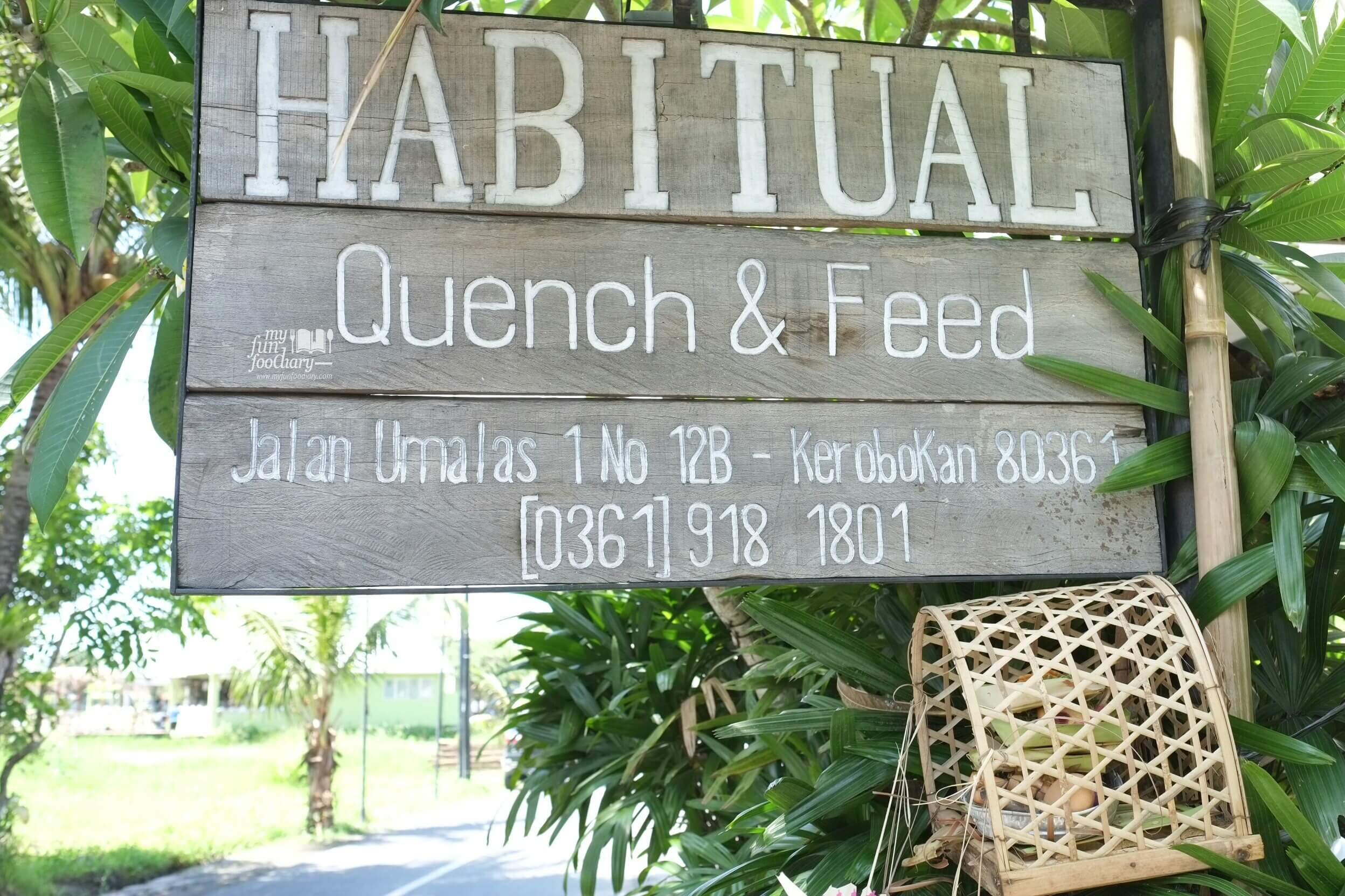 Habitual Quench & Feed
