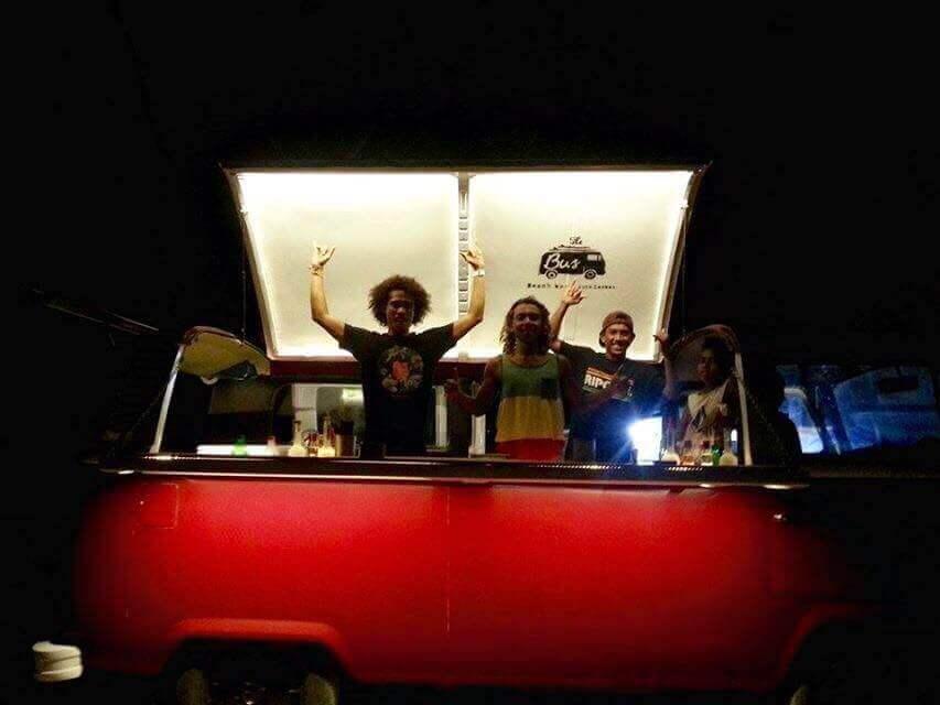 The Bus Bar Lombok