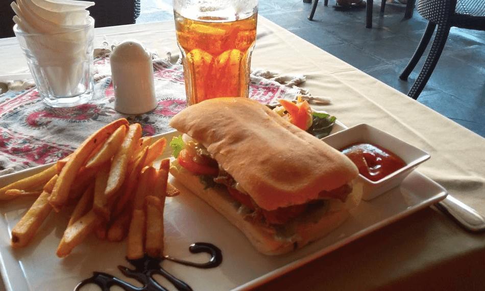 Passargad Restaurant & Shisha Cafe