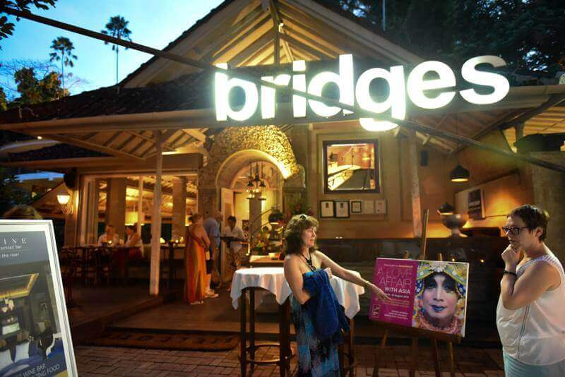 DIVINE wine & cocktail bar at Bridges Bali