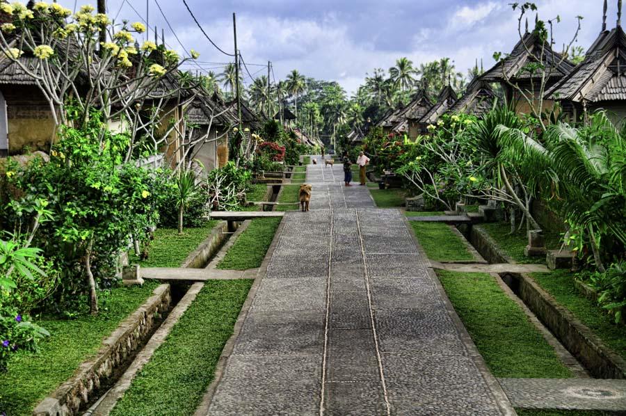 Desa Penglipuran Bangli