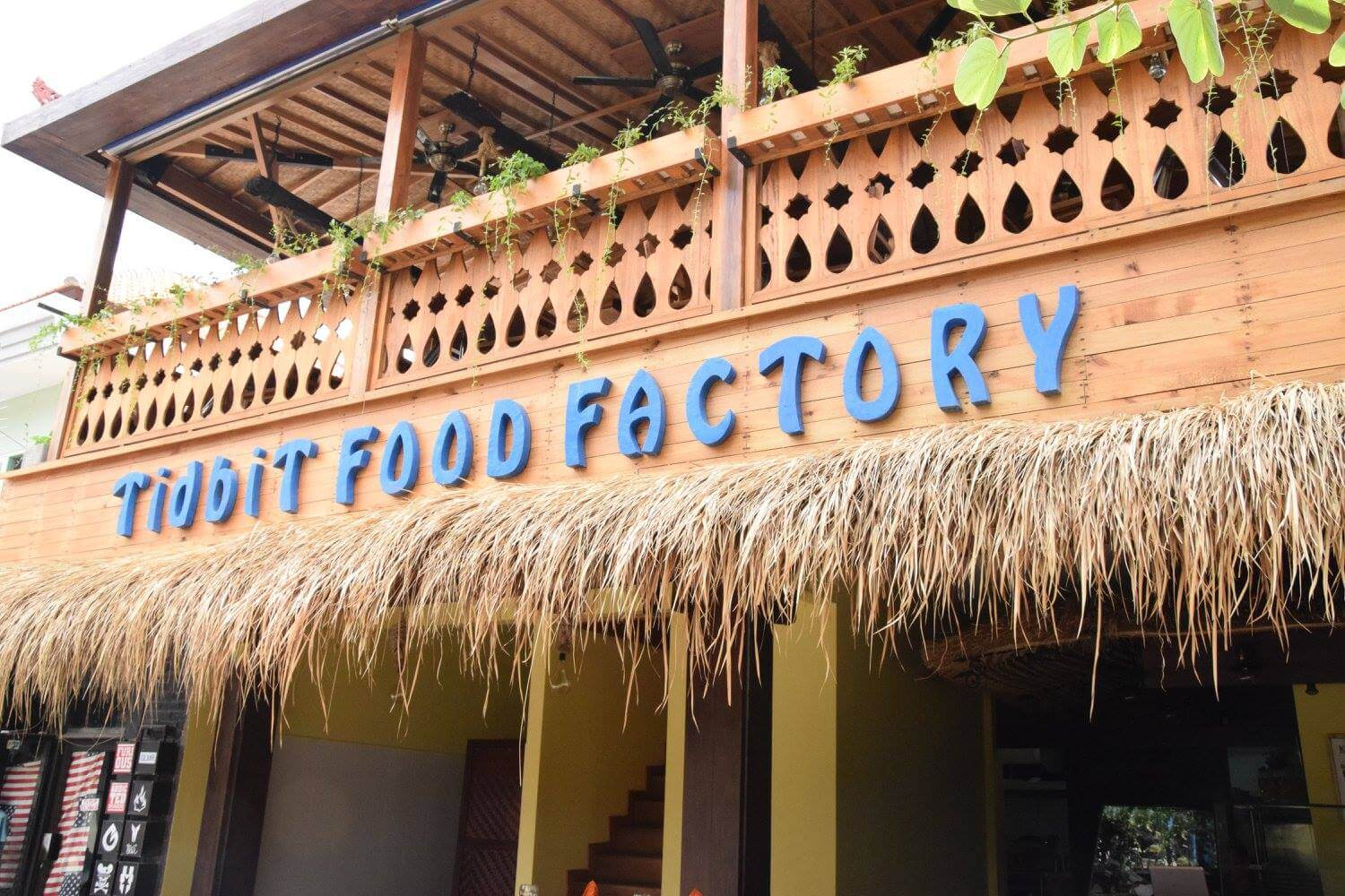 Tidbit Food Factory