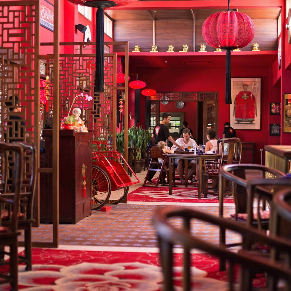 Dragons Den Bar - The Bar at Happy Chappy Chinese