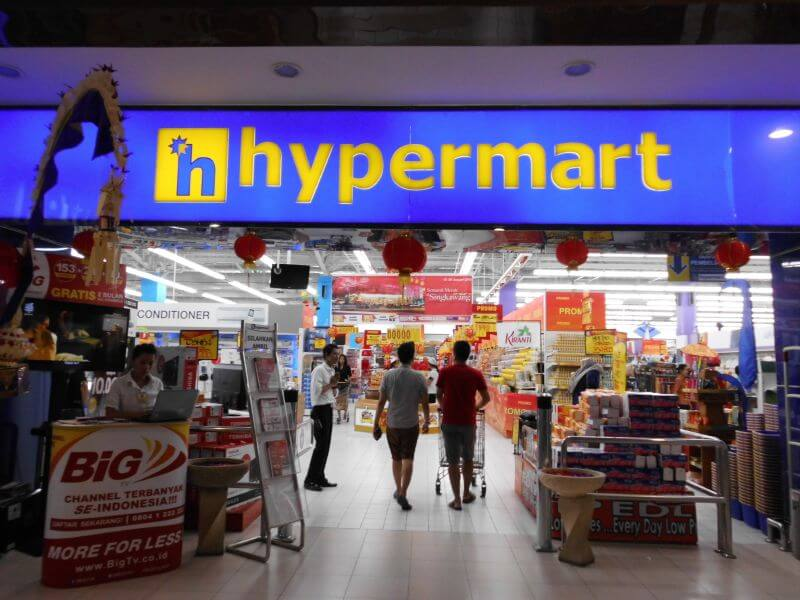 Hypermart - Mal Bali GaleriA