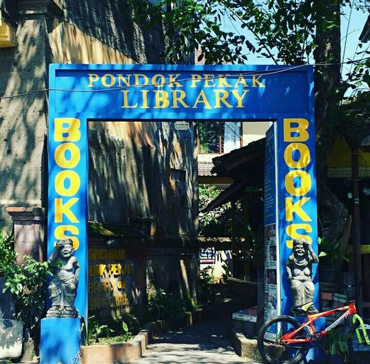 Pondok Pekak Library & Learning Center