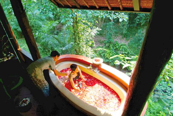 Natura Spa at Natura Resort