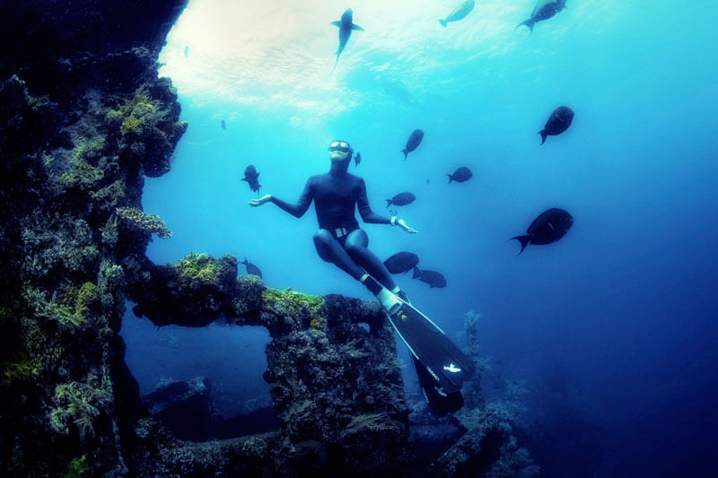 Fusion Freediving and Yoga Sanur