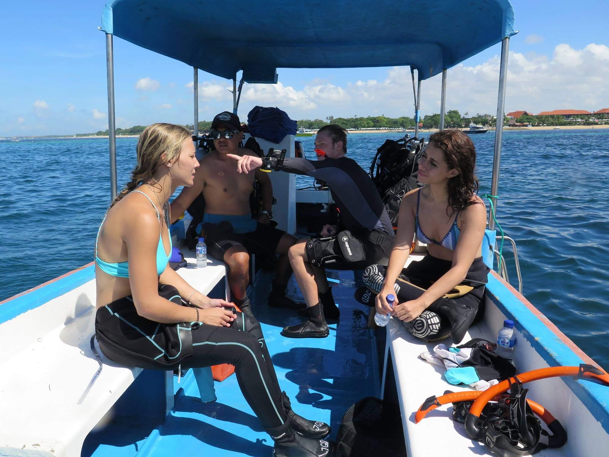 Joe's Gone Diving Bali