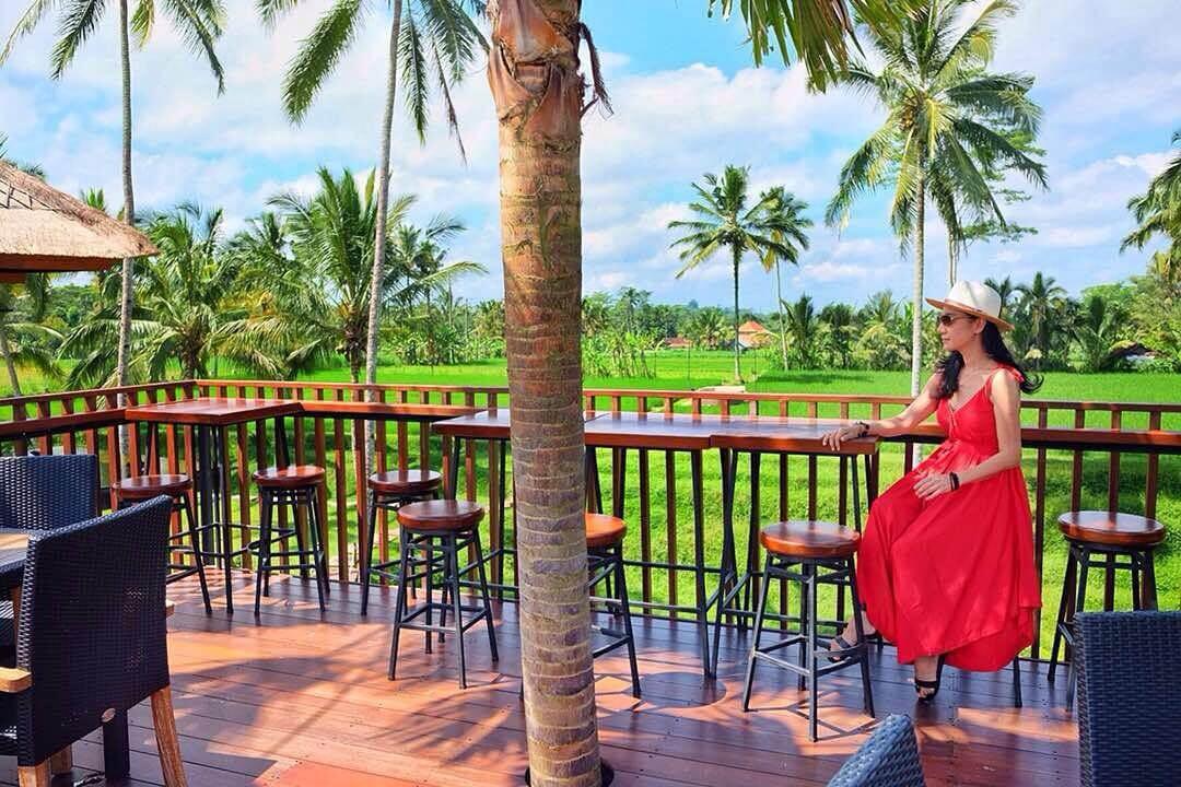 Rice View Restaurant at Secret Garden Village