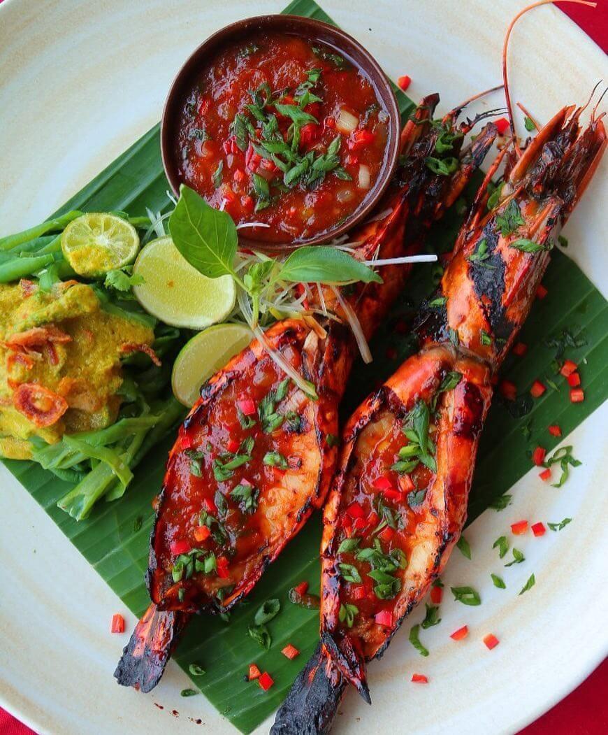 Homaya Restaurant - INAYA Putri Bali