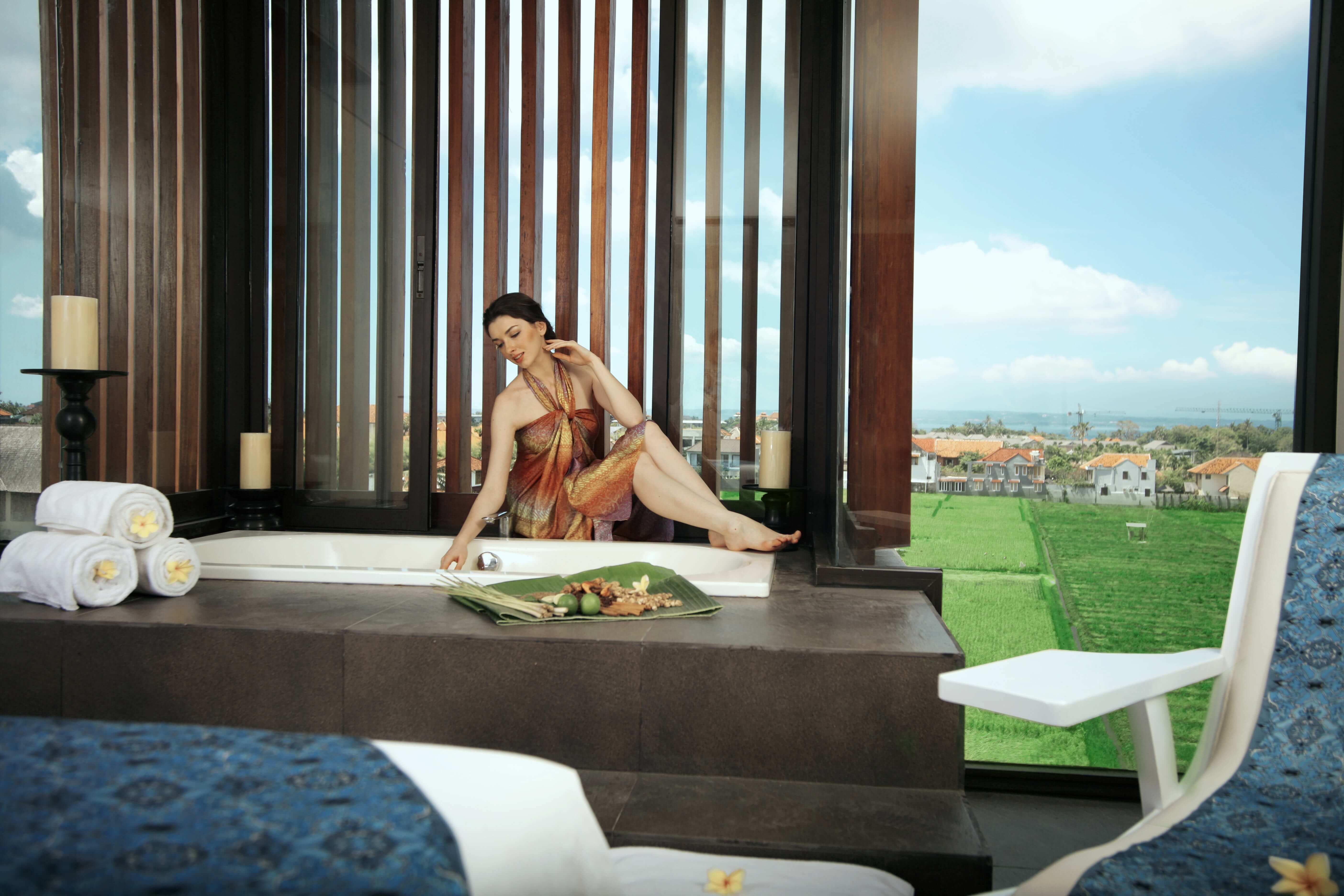 Aswangga Spa at  Four Points By Sheraton Bali