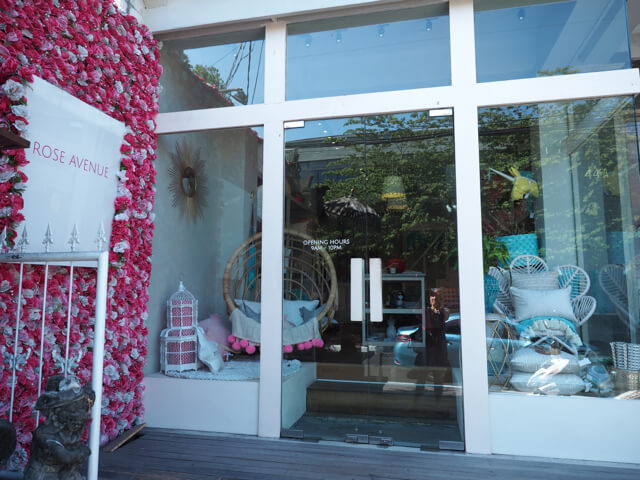 Rose Avenue Bali