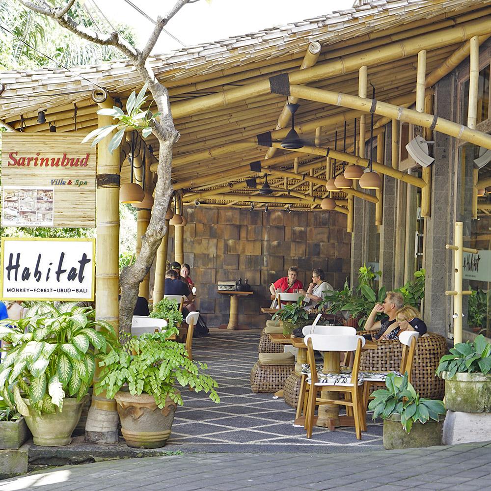 Habitat Cafe Ubud