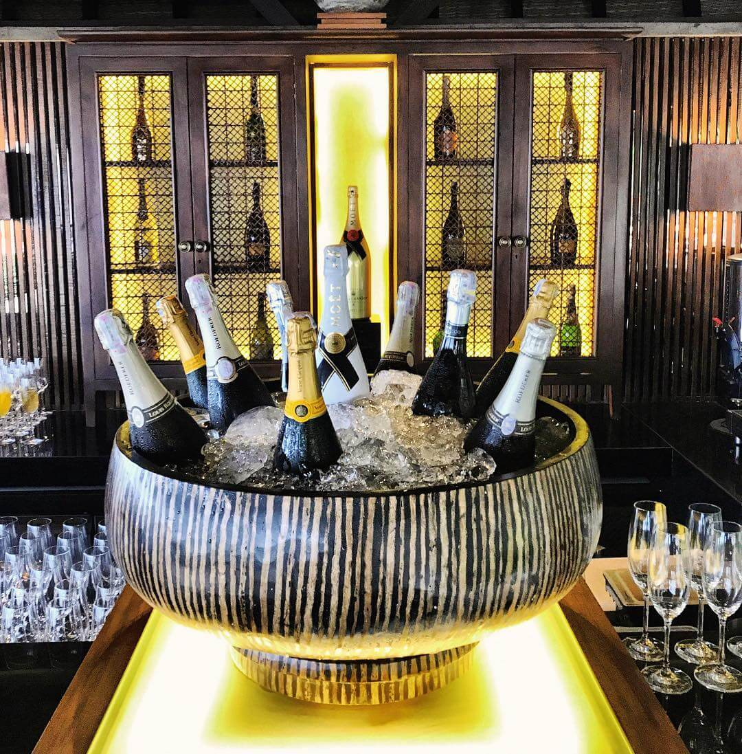 The Ocean Champagne Bar