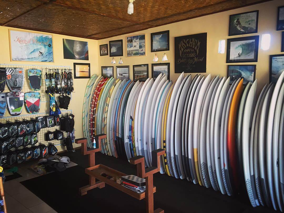 White Monkey Surf Shop