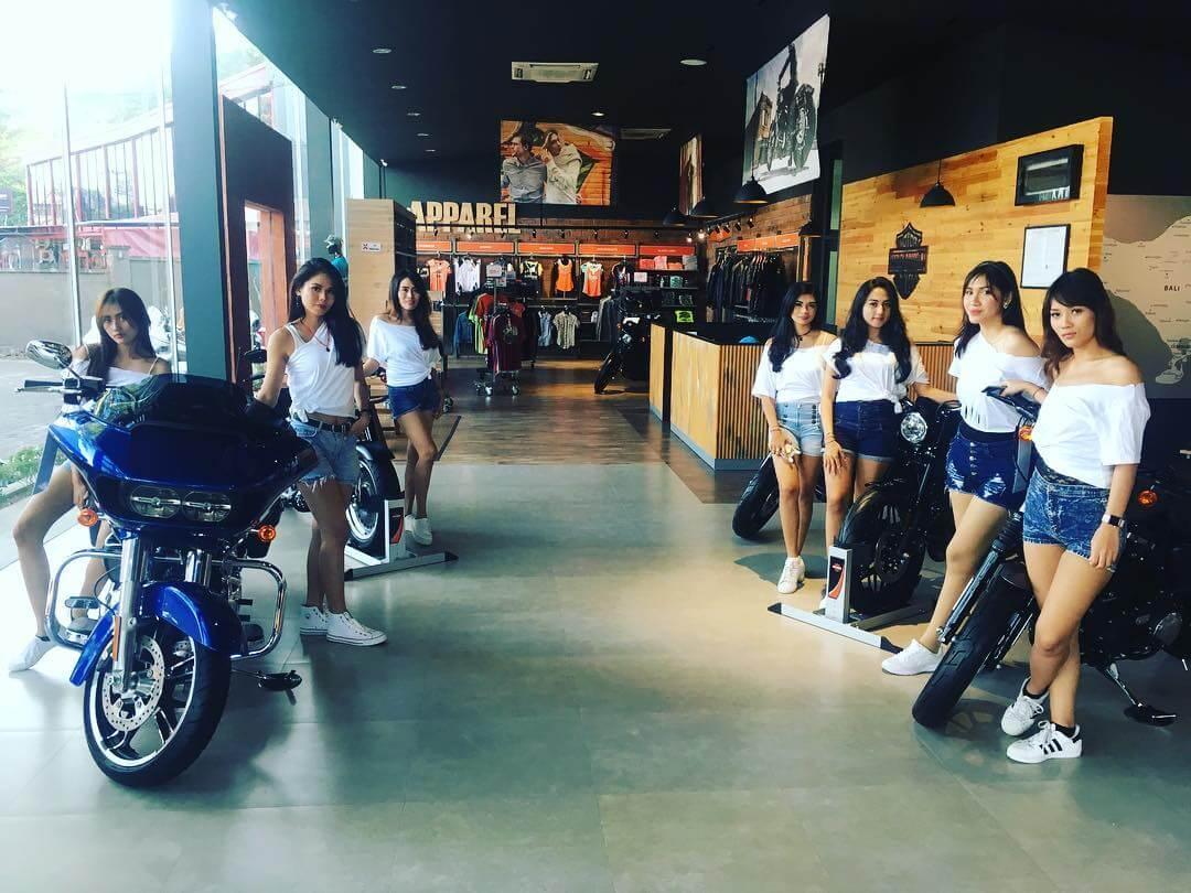 Sarana Harley-Davidson of Bali