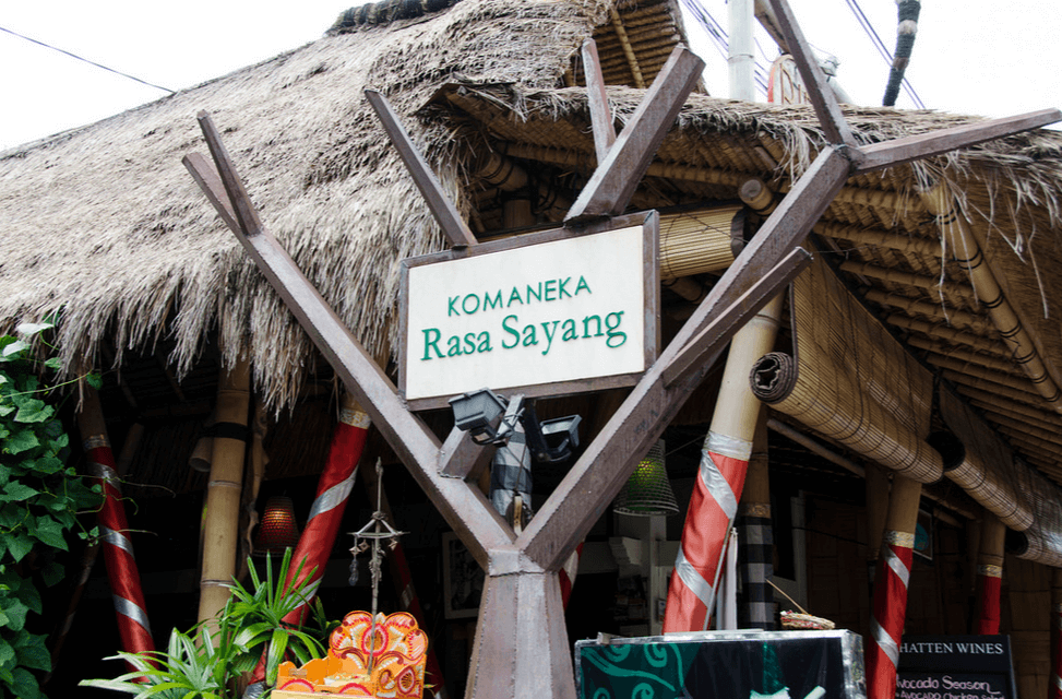 Akar Wangi Spa Komaneka at rasa sayang