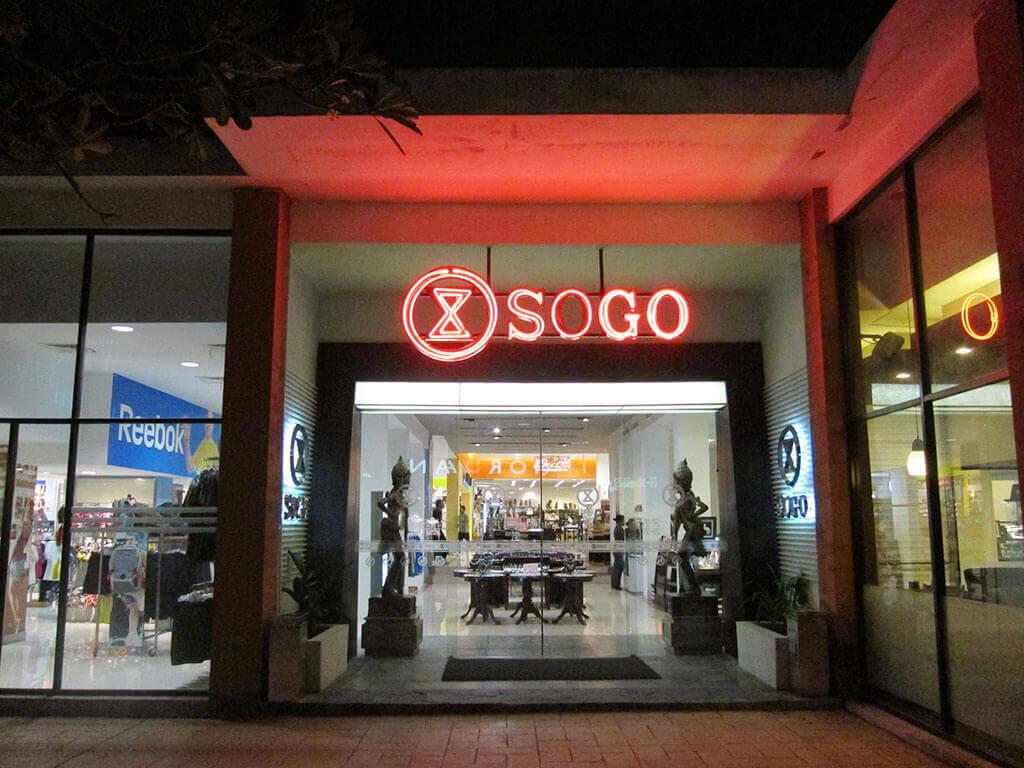 Sogo Departement Store