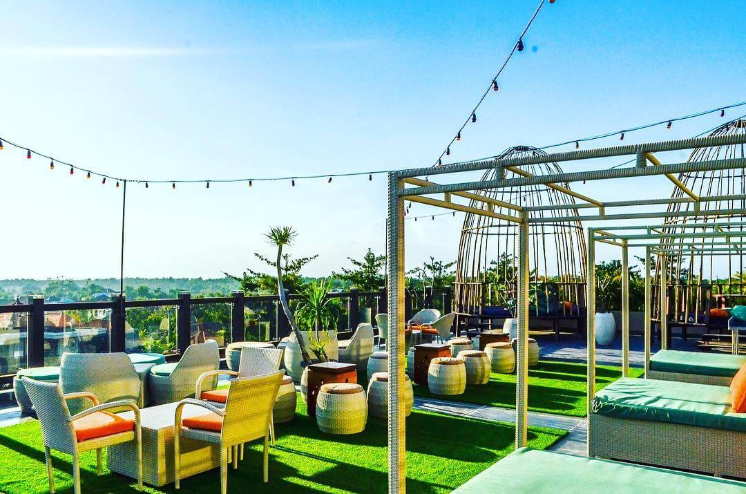Cilantro Rooftop Bar and Lounge