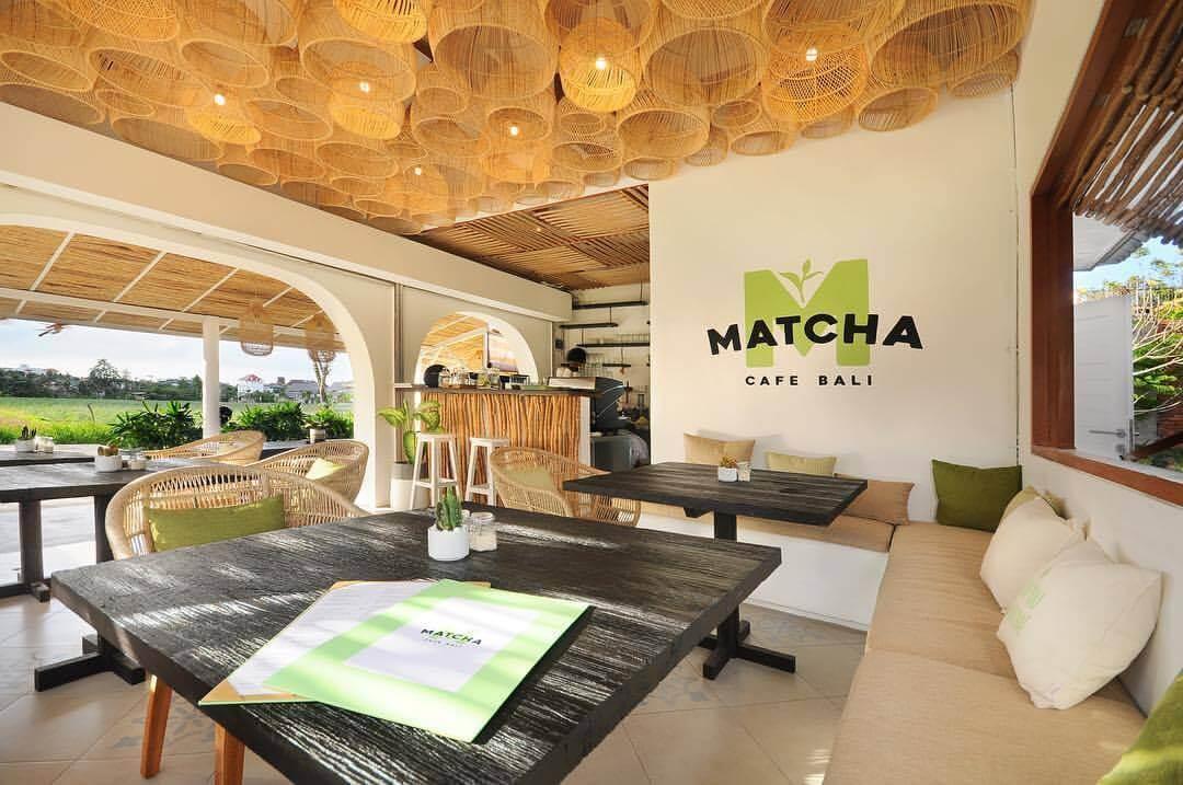 Matcha Cafe Bali