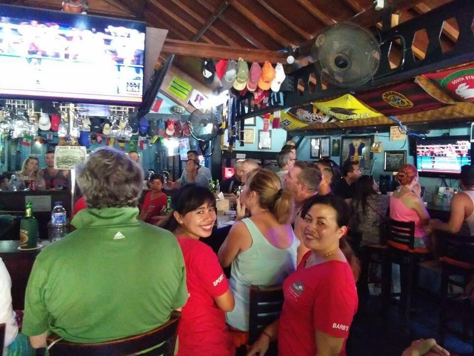 Barb's Sport Bar