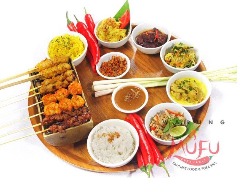 Warung Mufu Balinese Foods & Pork Ribs