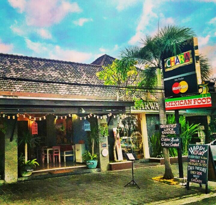 Chara Bali Mexican Restaurant