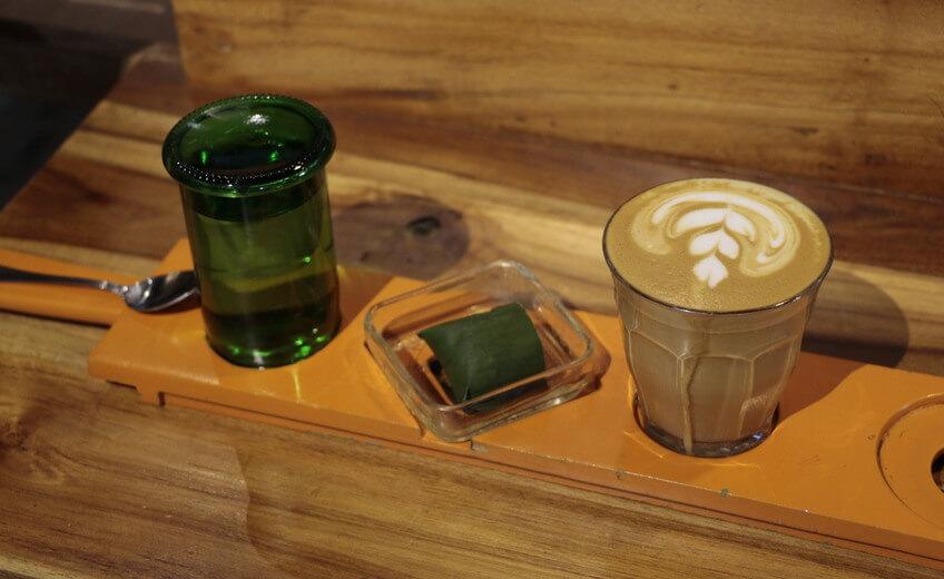 Coffee Workshop - Milk & Latte Art