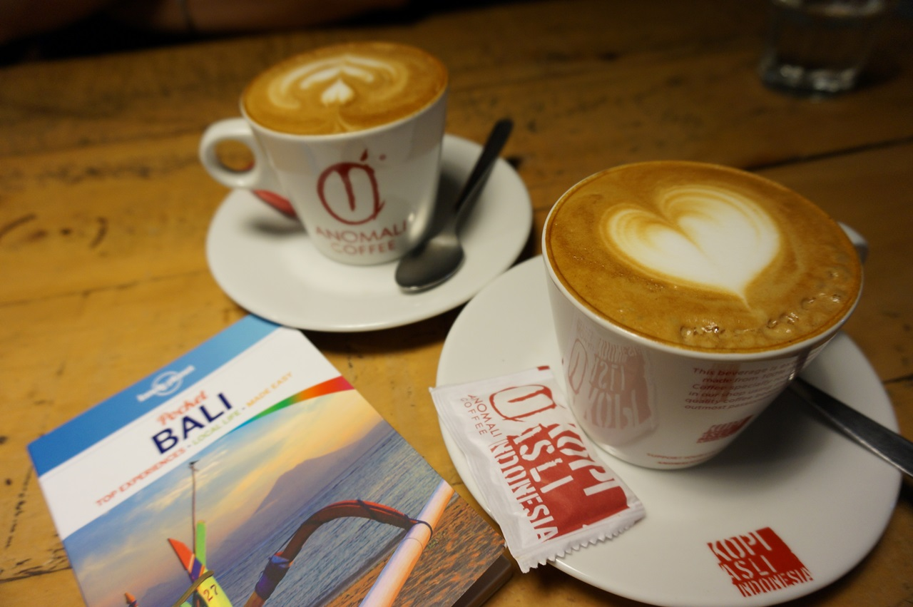 Anomali Coffee Ubud