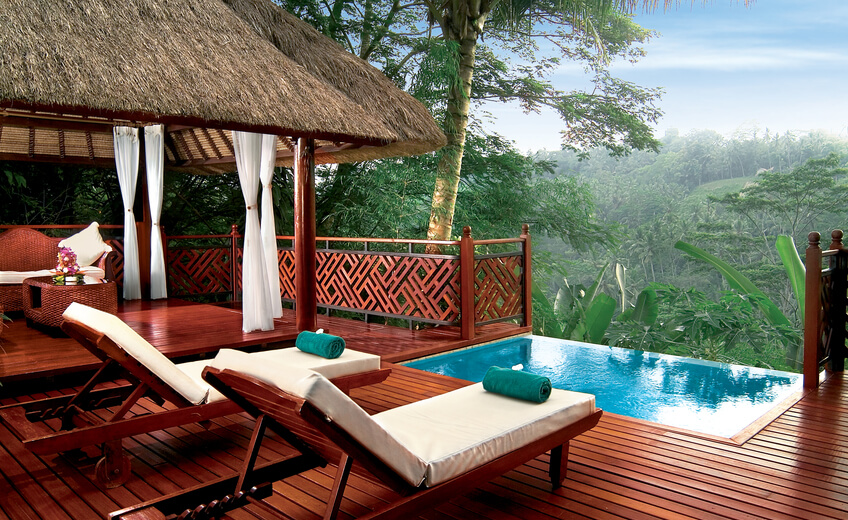 2 Days Balinese Honeymoon Package