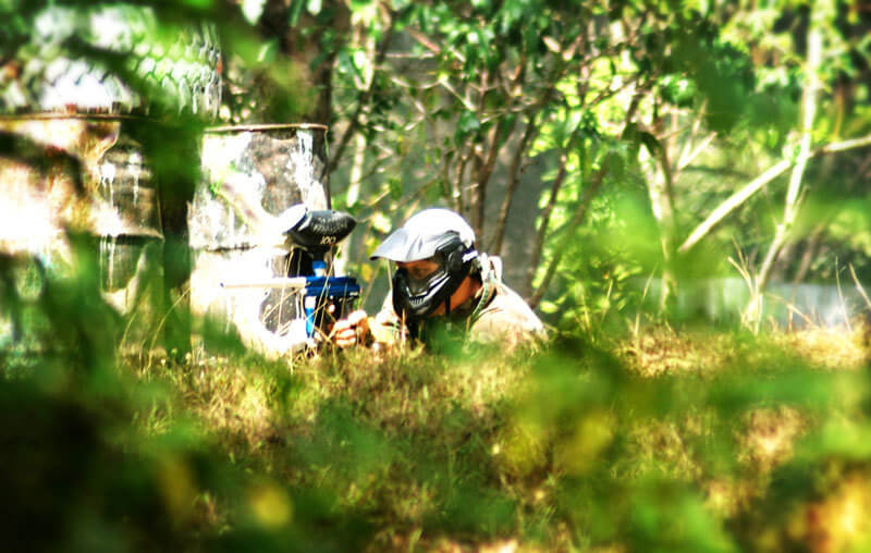 Paintball in Nusa Dua