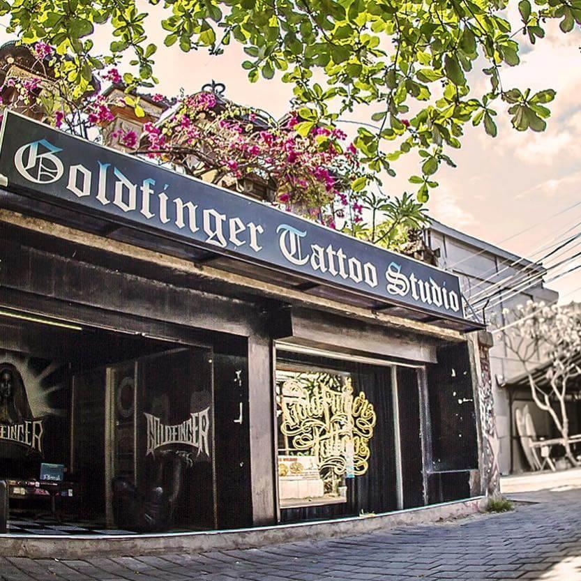 Goldfinger Tattoo Studio