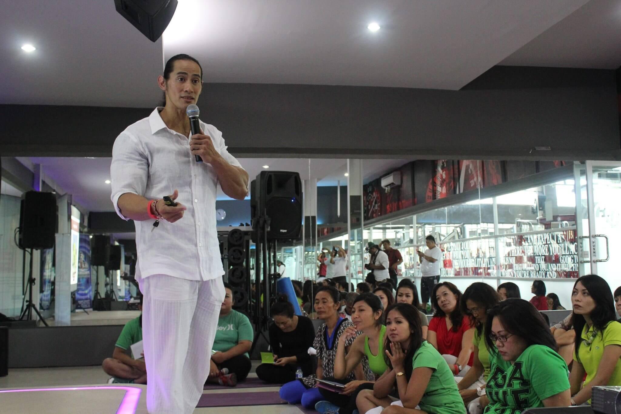 Rai Fitness Sunset Bali