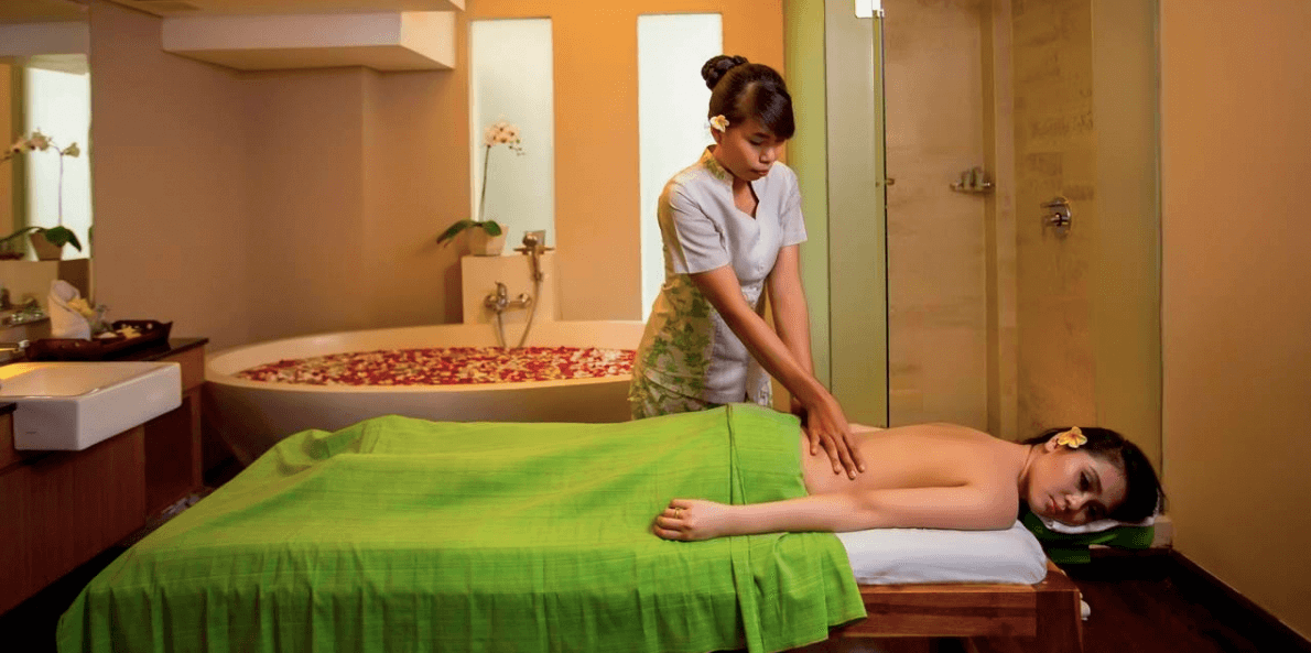 Jasmine Spa at Grand Ixora