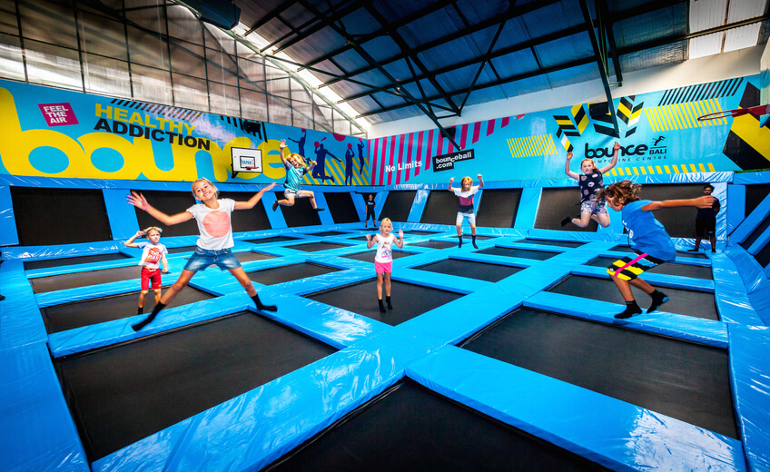 Bounce Trampoline Center