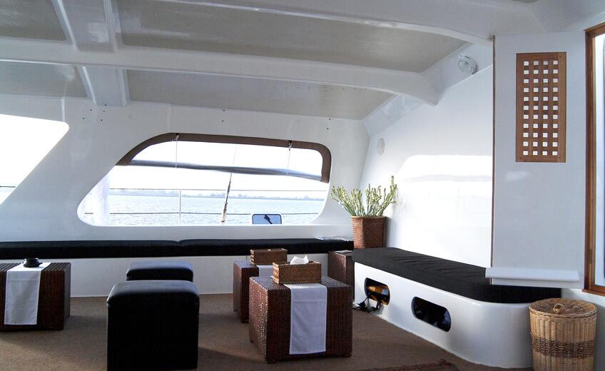 Private Catamaran Charter to Lembongan Island