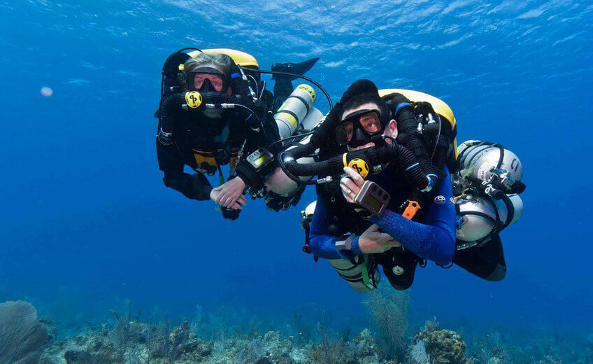 Diving for Certified Diver in Amed