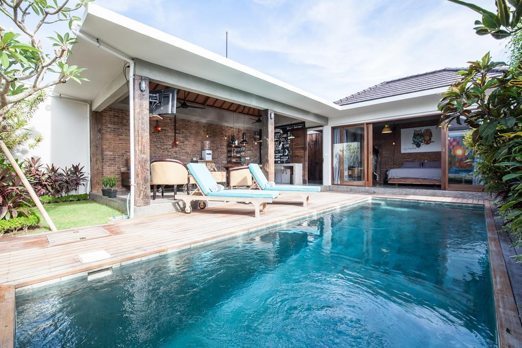 4Quarters Luxury Pool Villas Bali